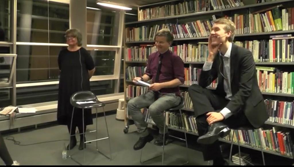 Reelligestilling.dk omtales som hadprojekt ved Kvinfoarrangement. Billede fra YouTube.com