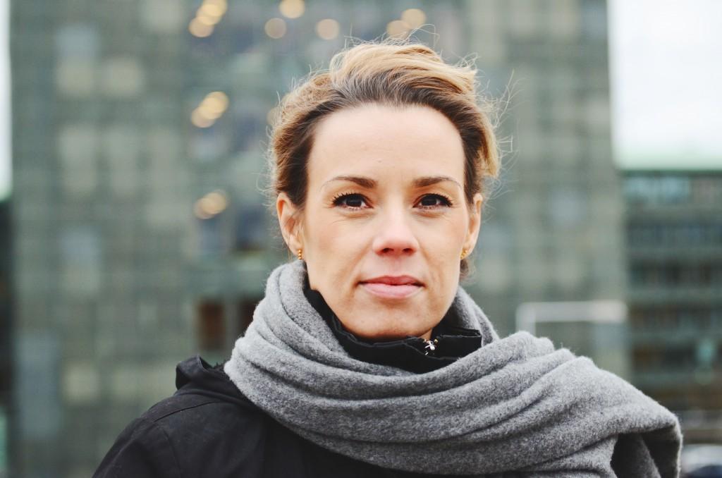 Kvinfos direktør, Nina Groes. Billede fra Kvinfo.dk.