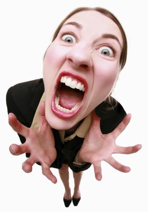 Når gruppen af kritiske kvinder bliver vrede, gør virksomheder og medier, hvad de får besked på.