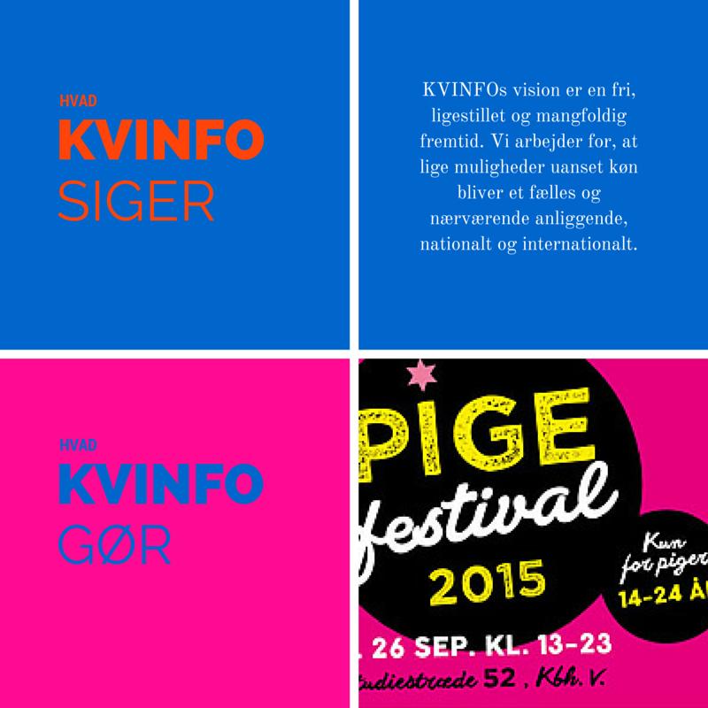 KVINFO er medarrangør af Pigefestival uden adgang for drenge og mænd