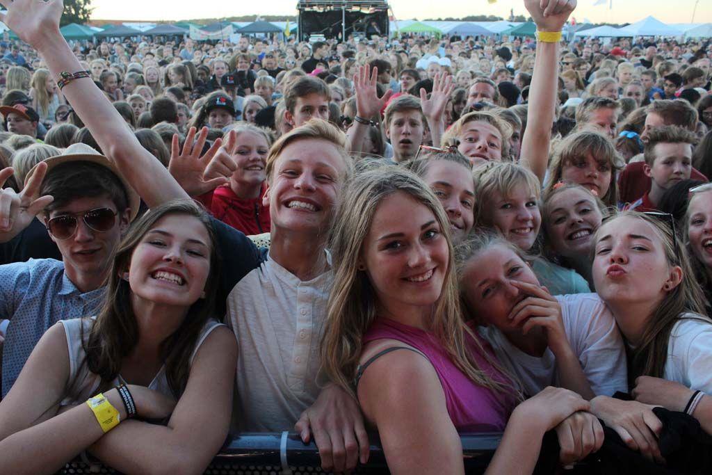Vilde Vulkaner er en festival for børn i alderen 7 til 14, som afholdes hver sommer og har omkring 10.000 deltagere. Foto: Vildevulkaner.dk.