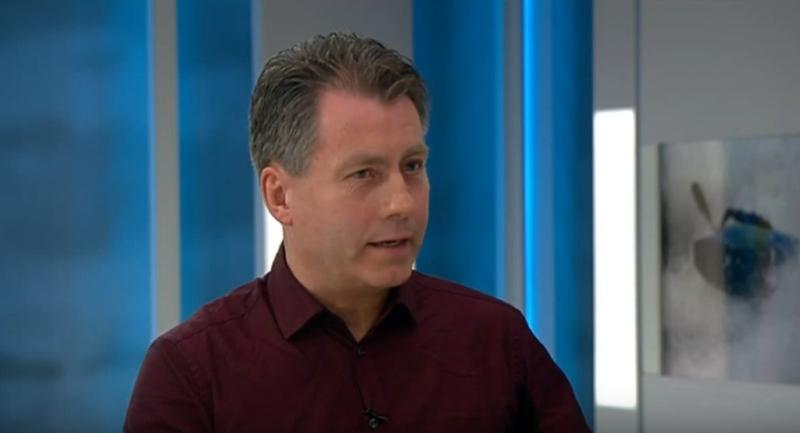 Professor Hans Bonde. Foto: Deadline/YouTube.com.
