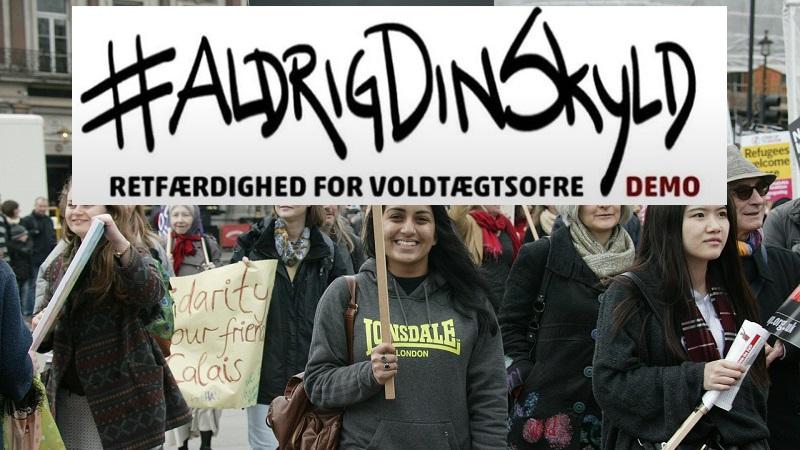 Mere end 1.000 forventes at gå på gaden på torsdag til demonstrationer mod voldtægt i Odense, Århus og København.
