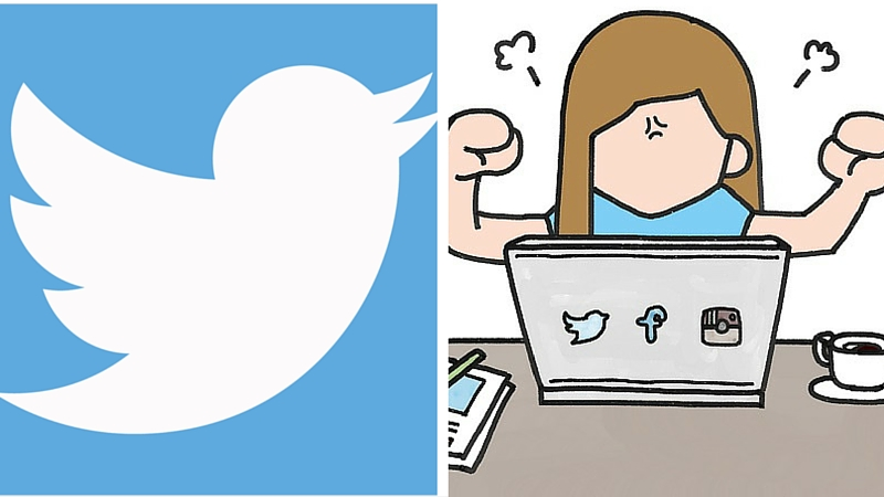 Kvinder omtaler ikke altid hinanden pænt på sociale medier. Billede: Arkivtegninger.