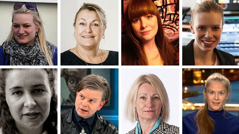 De inviterede oplægsholdere til Socialdemokraternes inspirationsmøde i Udvalget for Køn & Ligestilling.