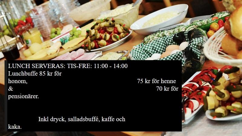 Er det rimeligt, at kvinder betaler mindre for maden på restauranter? Det mener ejeren af restauranten Nebbebodagarden, Ivan Todorov. Billede: Arkivfoto/screenshot fra Nebbebodagardens menukort.