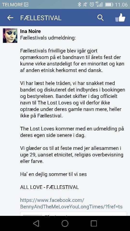 Faellesfestival_udmelding_efter_kritik_af_bandnavn