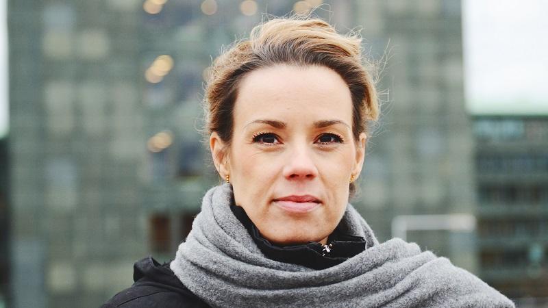 Direktør i KVINFO, Nina Groes. Billede: Kvinfo.dk.