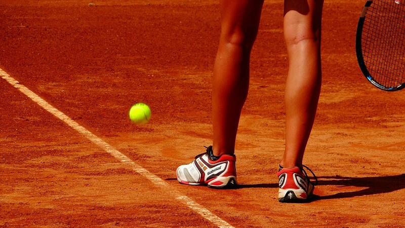 Som et led i et integrationsprojekt er der adgang forbud for mænd på tennisbanerne i et tidsrum hver dag i en svensk tennisklub. Billede: Arkivfoto.