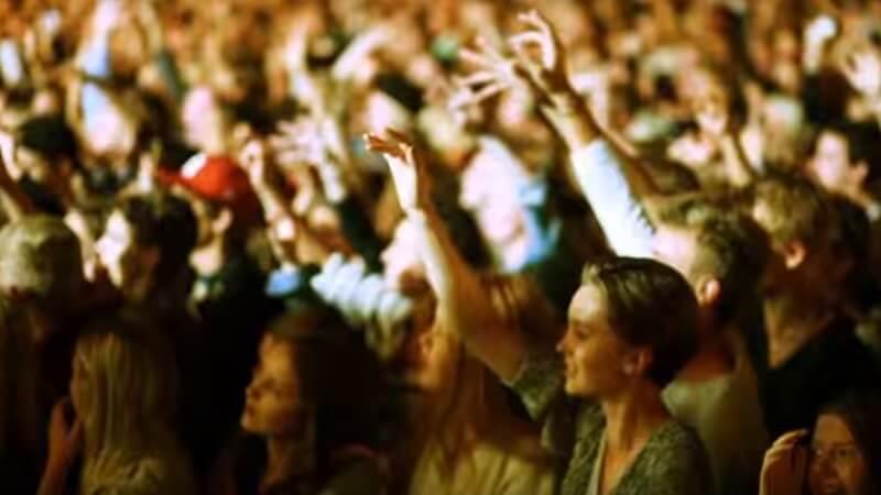 Under Göteborg Kulturkalas omdannes Göteborgs gader og torve til festpladser med musik, teater og andre arrangementer. Billede: Koncert ved Göteborg Kulturkalas 2015, YouTube.