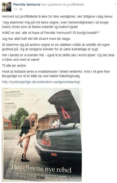 »slutshames« Politiker Kort Kvindelig Kjole For pq0AnBxvc6