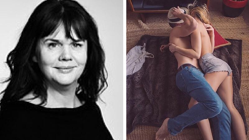 Det kan være en god idé at spørge sin partner under samlejet, om man skal stoppe, mener Dansk Kvindesamfunds forkvinde, Lisa Holmfjord (tv.).