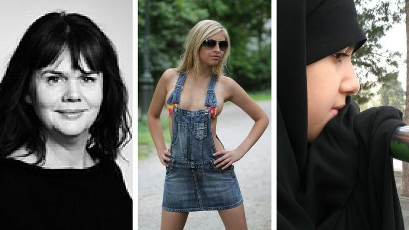 Eksisterer der to forskellige kvindekampe? Det spørgsmål stilledeAlmaBerkturganova, som er styrelsesmedlem i Dansk Kvindesamfund, i går på foreningens blog. Indlægget blev senere fjernet.