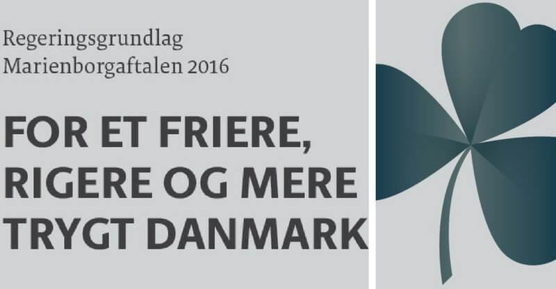 Trekløverregeringens regeringsgrundlag rummer ikke meget nyt på ligestillingsområdet. Billede: Regeringen.dk.