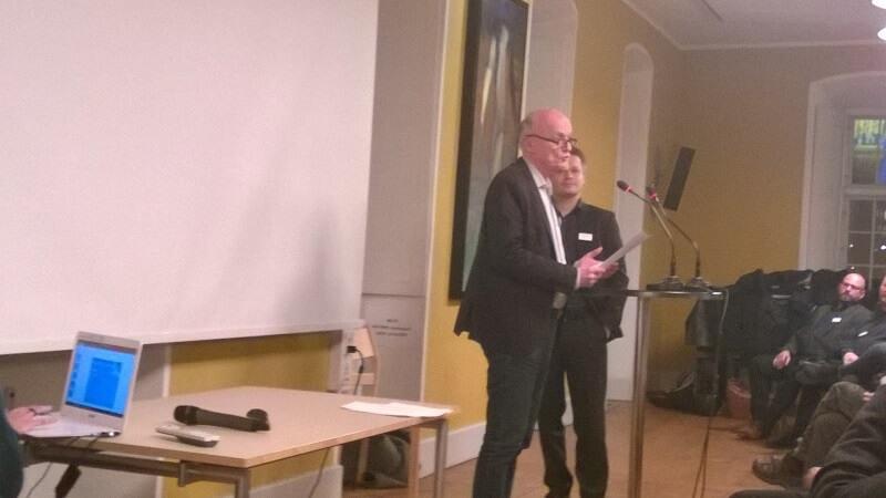 Jan Lindell, seniorrådgiver i Mandecentret København, og René Vinding Christensen, jurist og centerleder i Mandecentret Aalborg, fortæller om partnervold mod mænd.