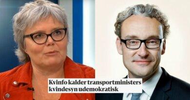 Betaler KVINFO prisen for Suzanne Molls udtalelser om Ole Birk Olesen?